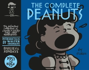 The Complete Peanuts 1953-1954 Volume 2