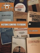 Historic Control Textbooks by Janos Gertler
