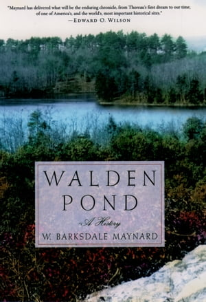 Walden Pond A History