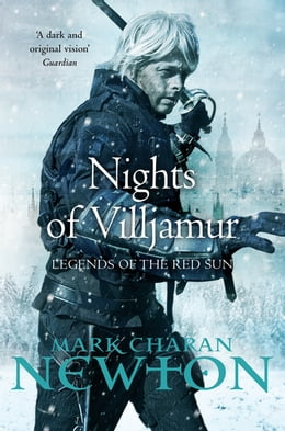 Book Nights of Villjamur: Legends of the Red Sun: Book One by Mark Charan Newton