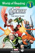 World of Reading: Avengers: The New Team 65de48ec-f8fc-462e-bc4d-d59e2299d3c6