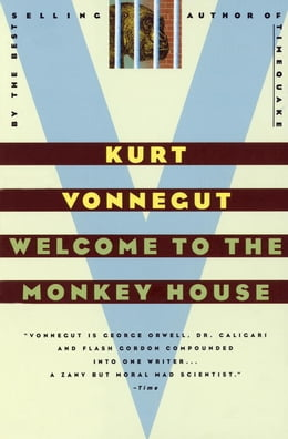 Book Welcome to the Monkey House by Kurt Vonnegut