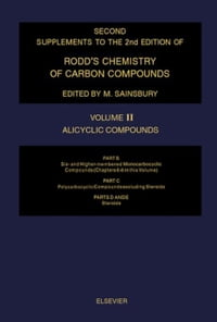 Alicyclic Compounds: A Modern Comprehensive Treatise