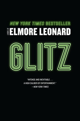 Book Glitz: A Novel by Elmore Leonard