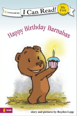Book Happy Birthday Barnabas by Royden Lepp
