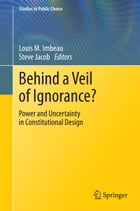 Behind a Veil of Ignorance?: Power and Uncertainty in Constitutional Design