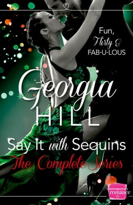 Book Say it with Sequins by Georgia Hill