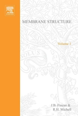 Book Membrane Structure by Finean, J. B.