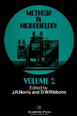 Book METHODS IN MICROBIOLOGY by Norris, J.R.