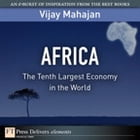 Africa: The Tenth Largest Economy in the World by Vijay Mahajan