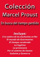 Colección Marcel Proust by Marcel Proust
