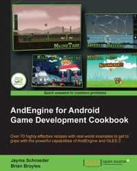 AndEngine for Android Game Development Cookbook