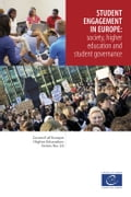Student engagement in Europe: society, higher education and student governance (Council of Europe Higher Education Series No. 20) 31677595-e4b6-4090-b4e5-696ab1c499dd