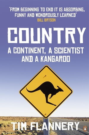 Country A Continent,  a Scientist and a Kangaroo