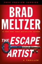 The Escape Artist - EXTENDED FREE PREVIEW (Chapters 1-5) Cover Image