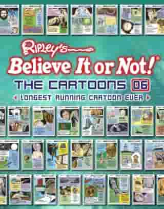 Ripley's Believe It or Not! The Cartoons 06: Longest Running Cartoon Ever by Ripley's Believe It Or Not!
