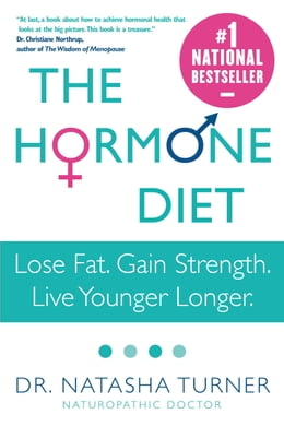 Book The Hormone Diet by Natasha Turner