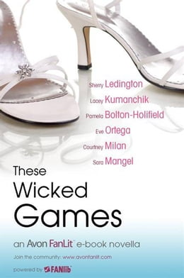 Book These Wicked Games by Sherry Ledington
