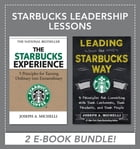 Starbucks Leadership Lessons by Joseph Michelli