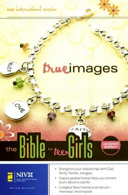 Book NIV True Images: The Bible for Teen Girls: The Bible for Teen Girls by Various Authors