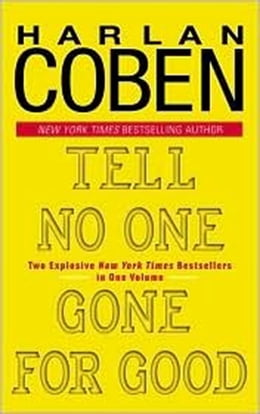 Book Tell No One/Gone for Good by Harlan Coben