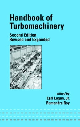 Book Handbook of Turbomachinery by Logan, Jr., Earl