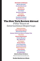 The New York Review Abroad Cover Image
