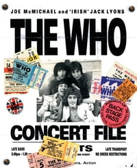 The Who Concert File