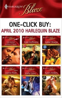 One-Click Buy: April 2010 Harlequin Blaze: The Drifter\While She Was Sleeping...\The Captive\Under…