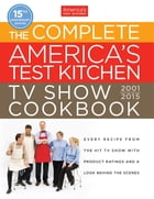 America's Test Kitchen TV Complete book 2015
