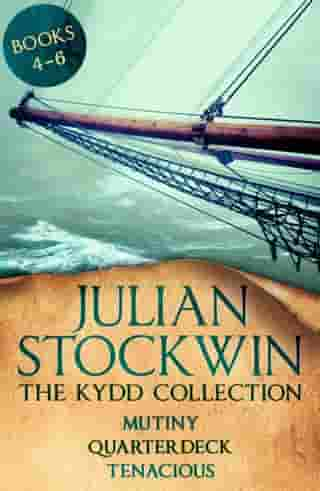 The Kydd Collection 2: (Mutiny, Quarterdeck, Tenacious)