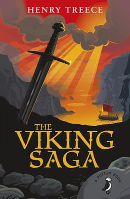 Book The Viking Saga by Henry Treece