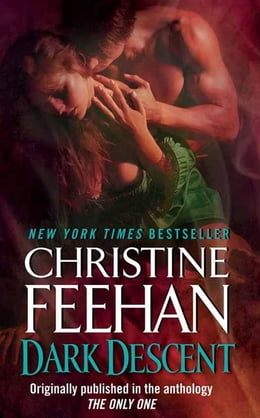 Book Dark Descent by Christine Feehan
