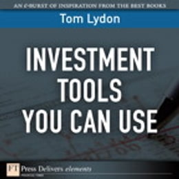 Book Investment Tools You Can Use by Tom Lydon