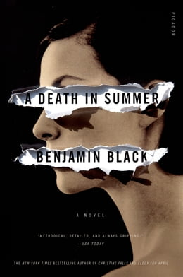 Book A Death in Summer: A Novel by Benjamin Black