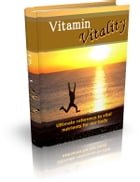 Vitamin Vitality by Anonymous