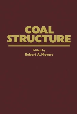 Book Coal Structure by Meyers, Robert