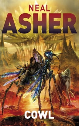 Book Cowl by Neal Asher