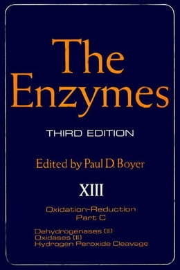 Book The Enzymes by Unknown