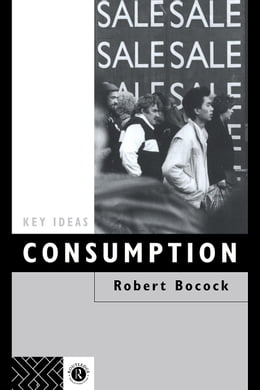 Book Consumption by Bocock, Robert