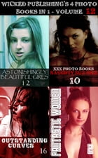Wicked Publishing's 4 Photo Books In 1 - Volume 12 by Rita Astley