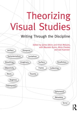 Book Theorizing Visual Studies: Writing Through the Discipline by James Elkins