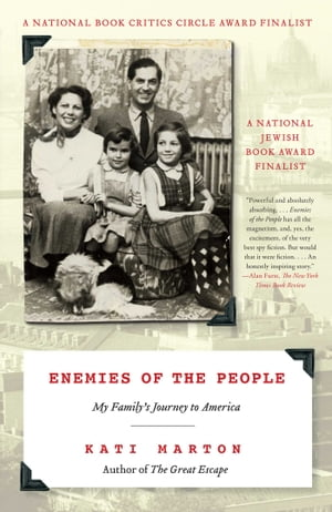 Enemies of the People My Family's Journey to America