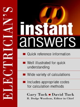 Book Electrician's Instant Answers by Tuck, David