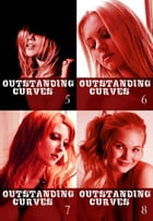 Outstanding Curves Collected Edition 2 – Volumes 5-8 - A sexy photo book by Miranda Frost