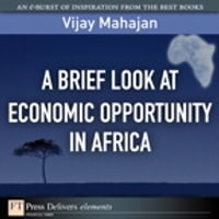A Brief Look at Economic Opportunity in Africa