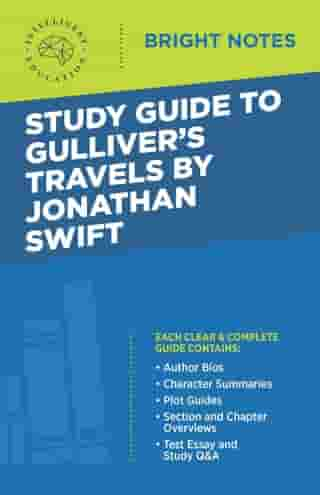 Study Guide to Gulliver's Travels by Jonathan Swift