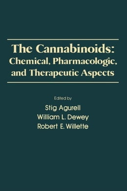 Book The Cannabinoids: Chemical, Pharmacologic, and Therapeutic Aspects by Agurell, Stig