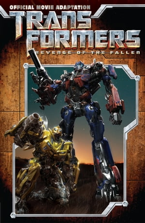 Transformers 2: Revenge of the Fallen movie adaptation