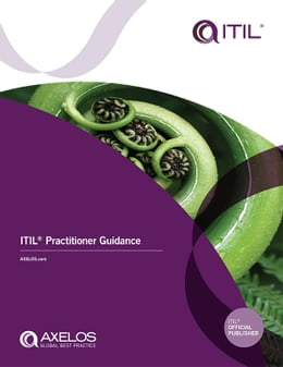 Book ITIL® Practitioner Guidance by AXELOS